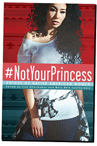cover of NotYourPrincess
