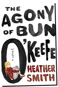 cover of The Agony of Bun O'Keefe