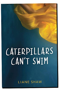 cover of Caterpillars Cant Swim