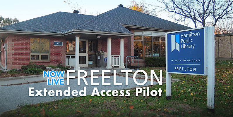 photo of the freelton branch