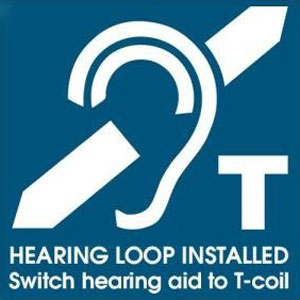 universal symbol for Deaf Access