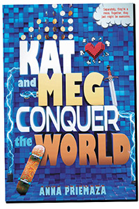 cover of Kat and Meg Conquer the World