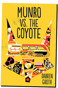 cover of Munro vs the Coyoto