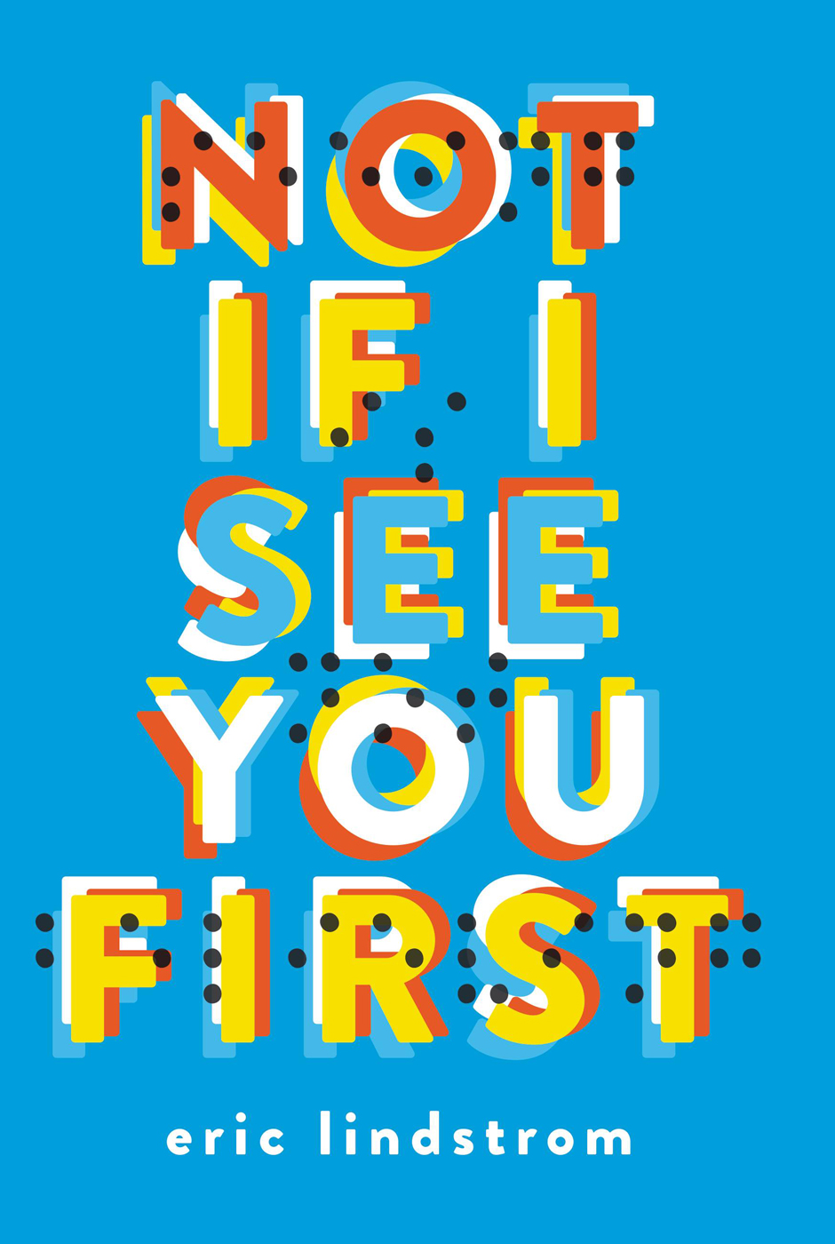 cover of not if i see you first