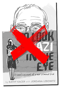 cover of To Look a Nazi in the Eye
