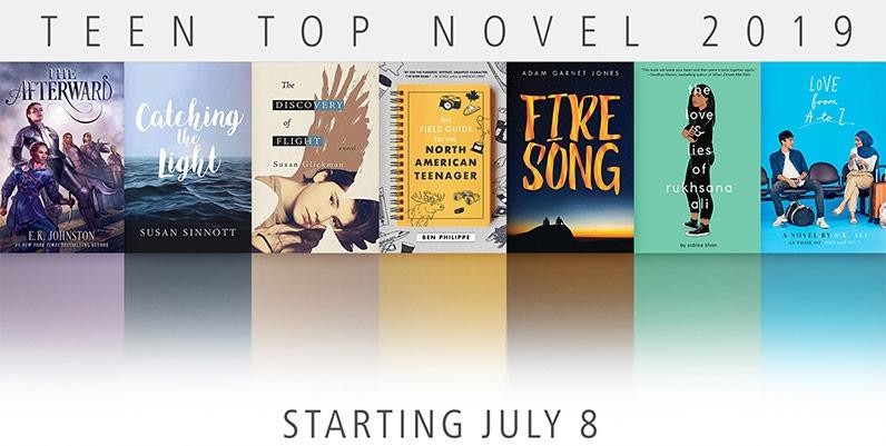 Teen Top Novel 2019 Starting July 8