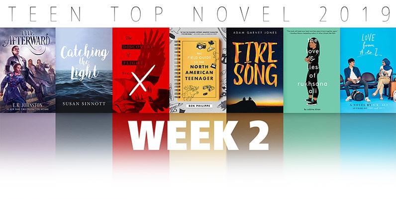 Teen Top Novel 2019 Voting Week 2