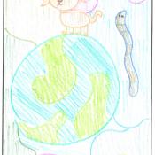 Bookmark Winner - March 2020, Sophia, 9