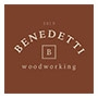 Benedetti Woodworking Logo