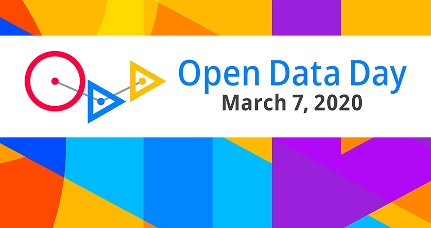 Open Data Day 2020. March 7, 2020