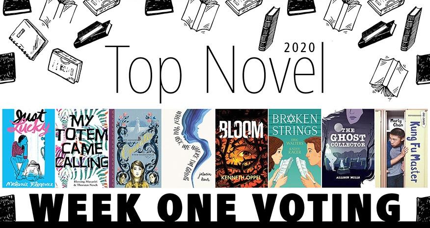 Teen Top Novel 2020 - Week one voting open